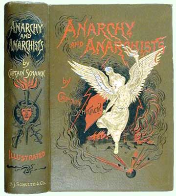 "livre ""Anarchy and anarchists"""
