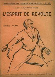 el espíritu de revuelta folleto
