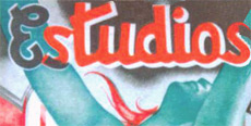 Estudios masthead