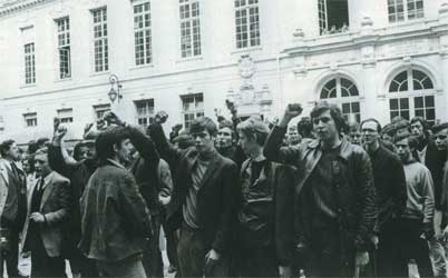 occupation de la sorbonne