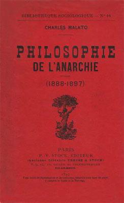 malato: la filosofía de la anarquía