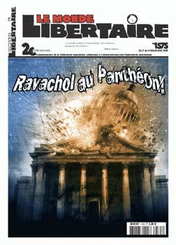el mundo libertario: Ravachol el panteón
