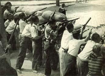 revolución 19 de julio 1936