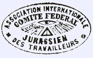 tampón Comité Federal de Jura
