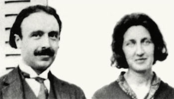 Celestin Freinet y Elise