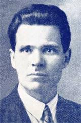 Nestor Makhno joven