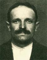 Louis Rimbault, French anarchiste; source: Ephéméride Anarchiste