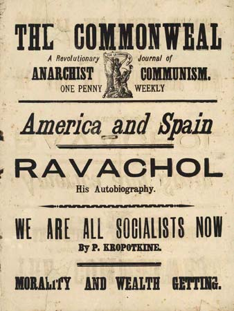 affiche The Commonweal