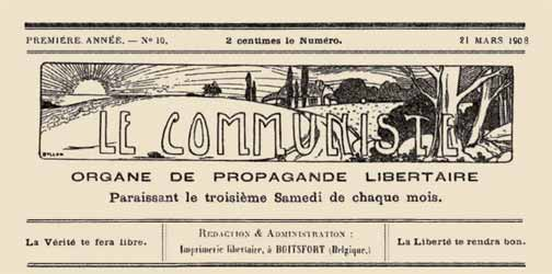 El periódico comunista