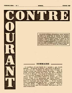 """revista """"Contracorriente"""""""