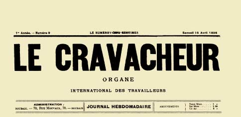 journal le cravacheur