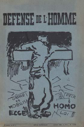"""revista """"Defensa del Hombre"""" # 4"""