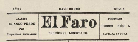 "journal ""El Faro"""