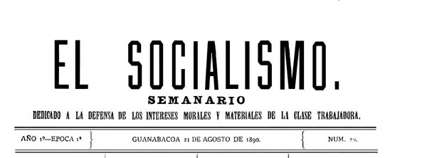 "journal cubain ""el socialismo"""