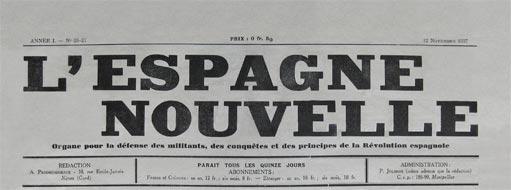 periódico Nueva España