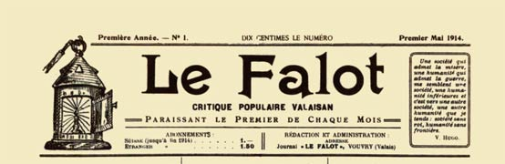 journal Le Falot