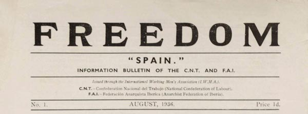 "journal ""Freedom - Spain"""