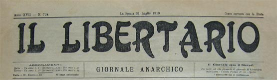 journal il libertario