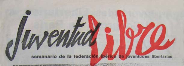 "journal ""Juventud libre"" 1936 2"