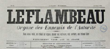 journal le flambeau