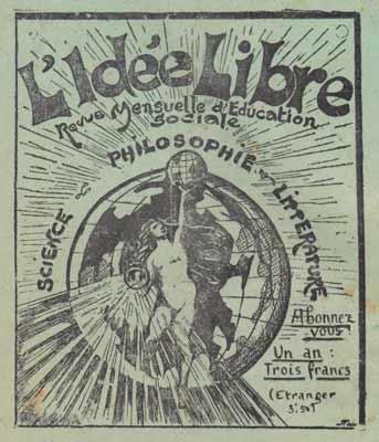 """logo de """"L'Idée Libre"""""""