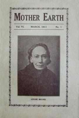 mother earth avec louise michel