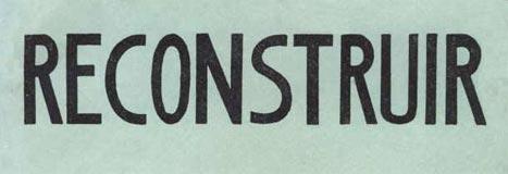 Reconstruir logo
