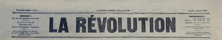 la revolución diaria