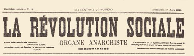 "periódico ""The Social Revolutin"""