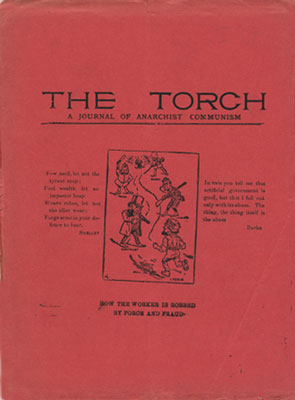 journal : The Torch