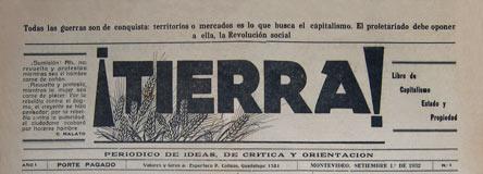 tierra periodistas