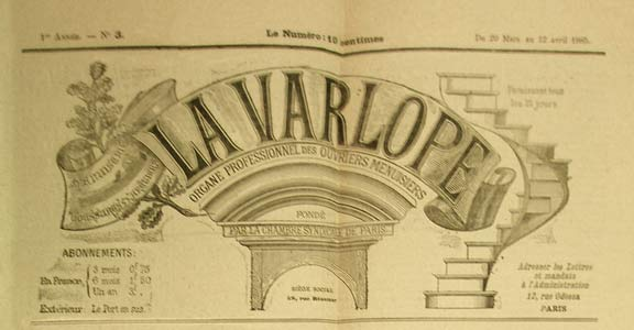 "journal ""La Varlope"""