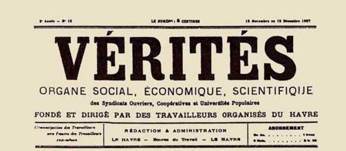 "diario Le Havre ""Verdades"""
