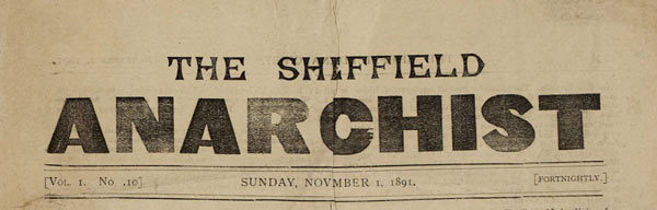 The Sheffield Anarchist